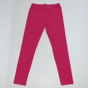 Jumping Beans Girl's Pink Leggings, Size 6X
